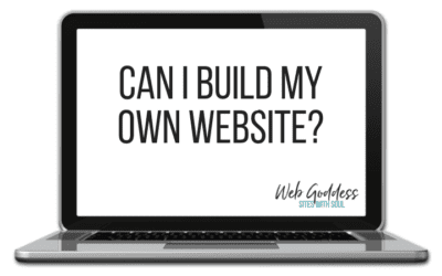 Can I Build My Own Website?