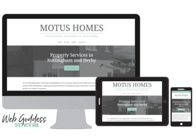 Motus Homes
