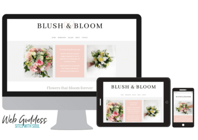 Blush and Bloom