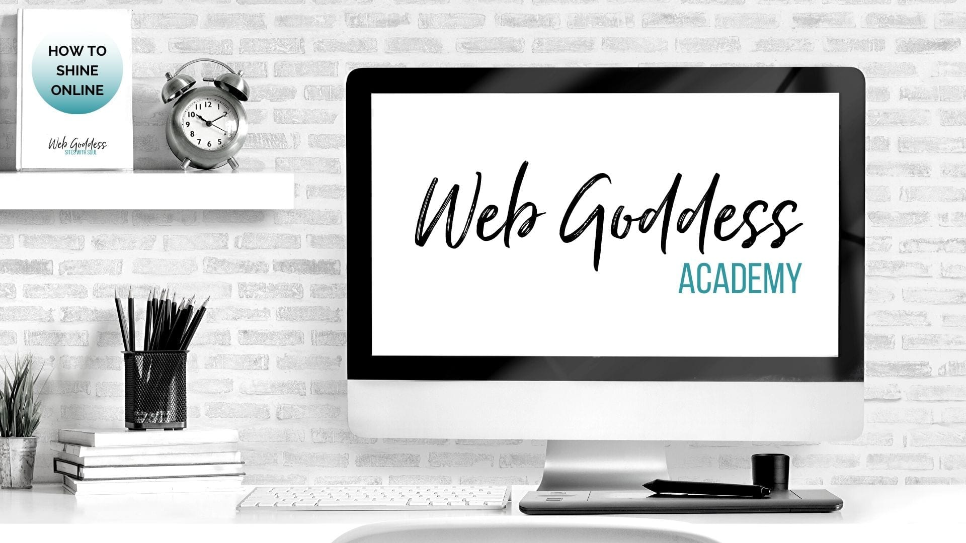 The Web Goddess Academy - business coaching and support for your small business