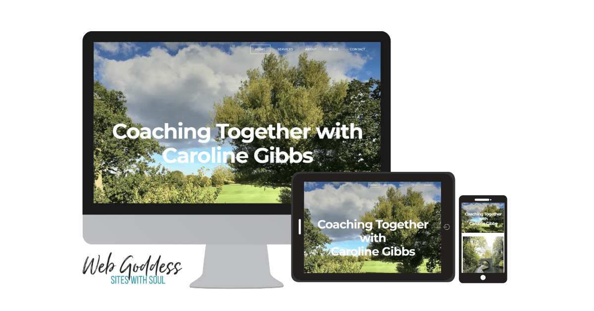 Caroline Gibbs - Coaching Together